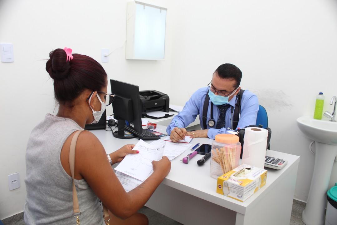 Central de Marcação organiza marcação de consultas e exames diariamente
