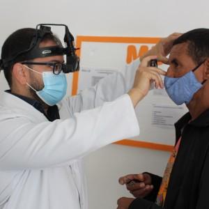 Prefeitura de Santaluz entregou colírios de glaucoma